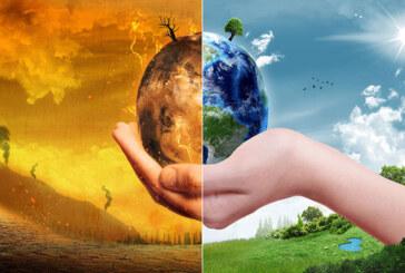 تاریخچه تغییرات اقلیمی