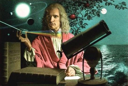 زندگینامه نیوتن