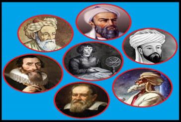 تاریخچه گرانش قبل از نیوتن