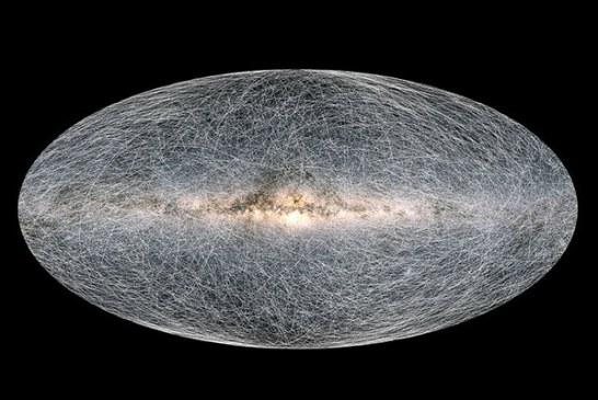 ماهواره های نجومی (۱) طیف مرئی